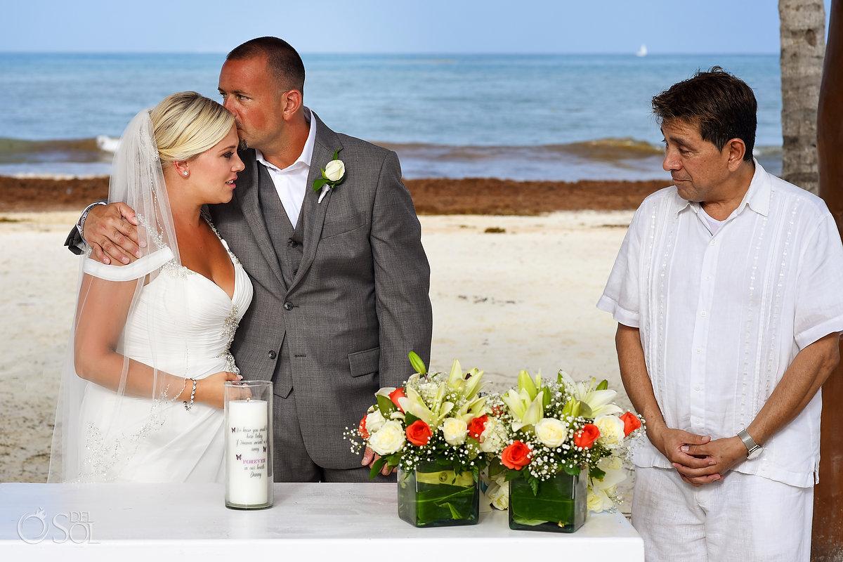 Special Memorial Love Details Secrets Maroma Beach Wedding Playa del Carmen Mexico