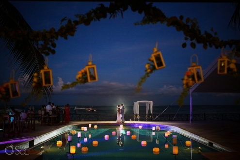 Villa La Joya Wedding photo