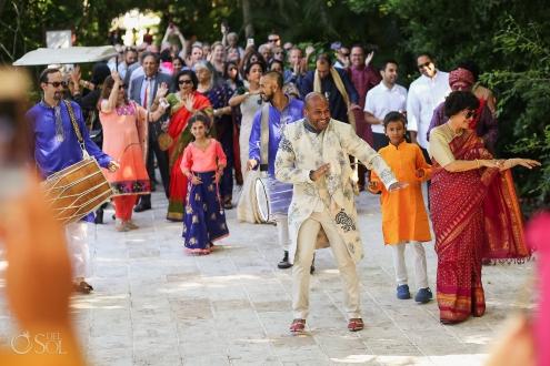 Baraat Dreams Tulum Indian Wedding