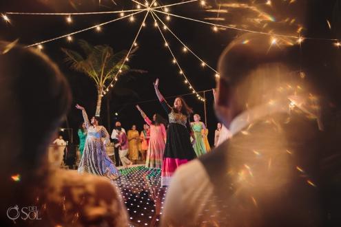 Indian wedding performance bollywood dance