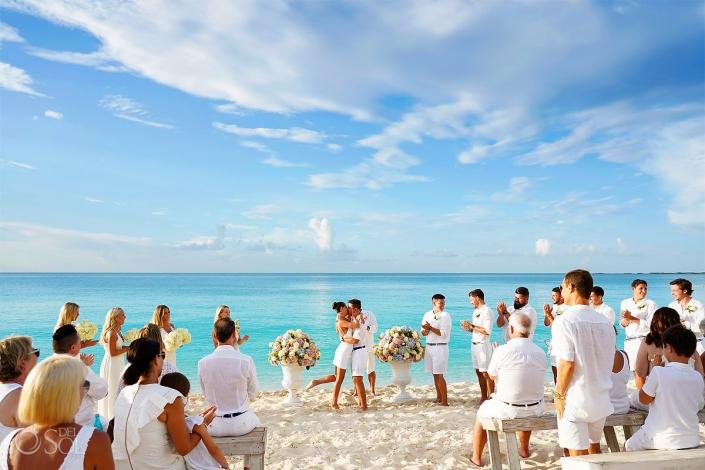 Four Seasons Ocean Club First Kiss