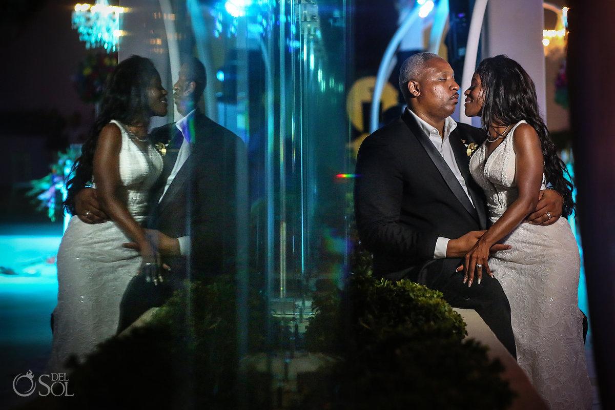 Grand Velas Wedding first love