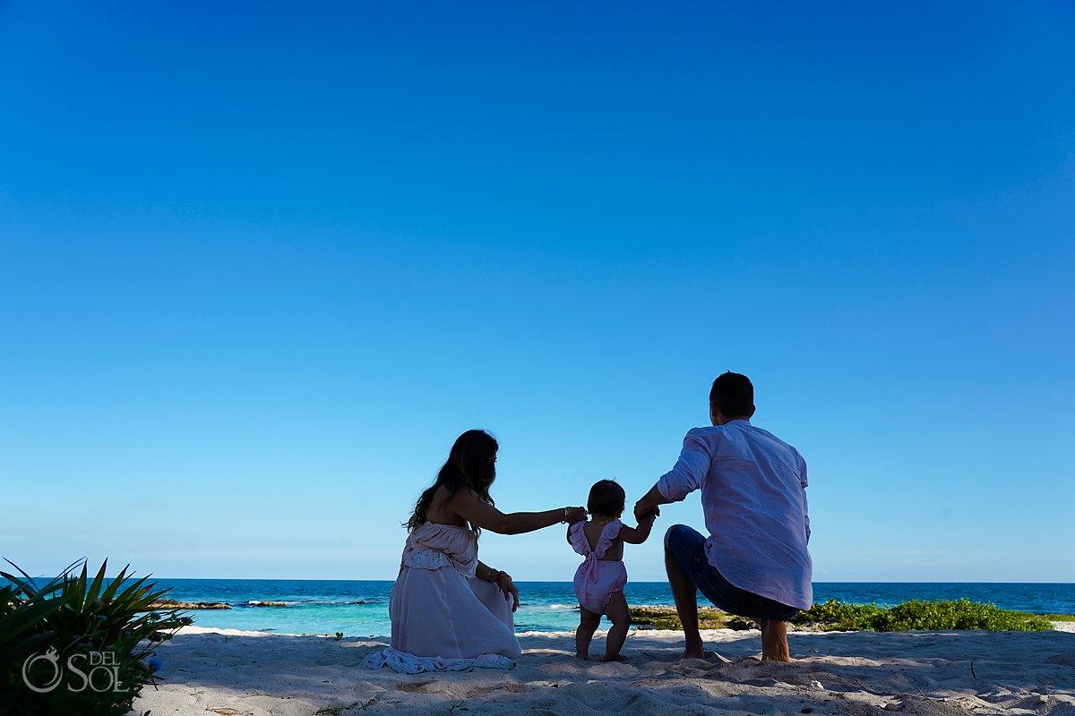 tulum family portraits photographer