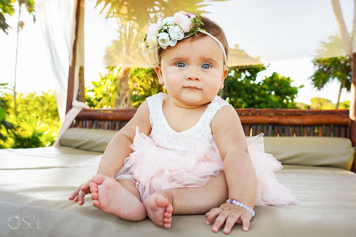 tulum family portraits infant
