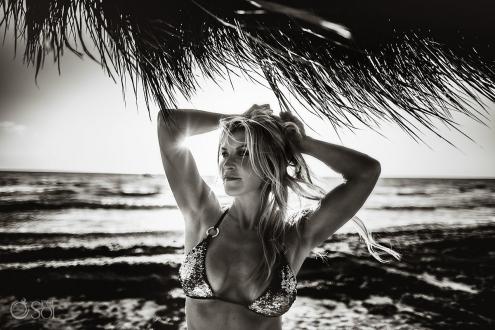 Playa del Carmen Lifestyle Photography Bikini session