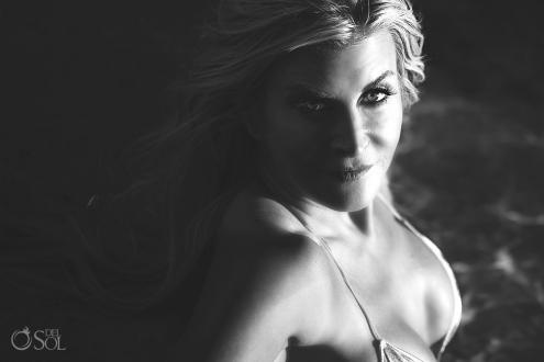 Beautiful Allison Dunbar bikini session Playa del Carmen Lifestyle Photography