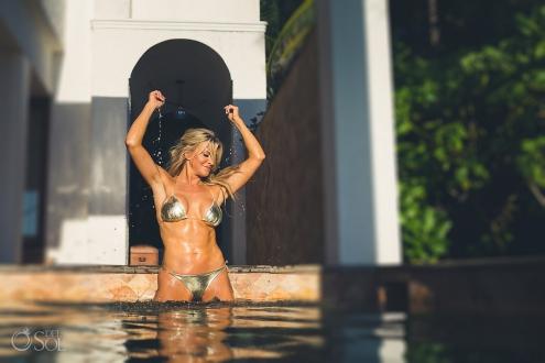 Playa del Carmen Lifestyle Photography Allison Dunbar bikini model and fashion