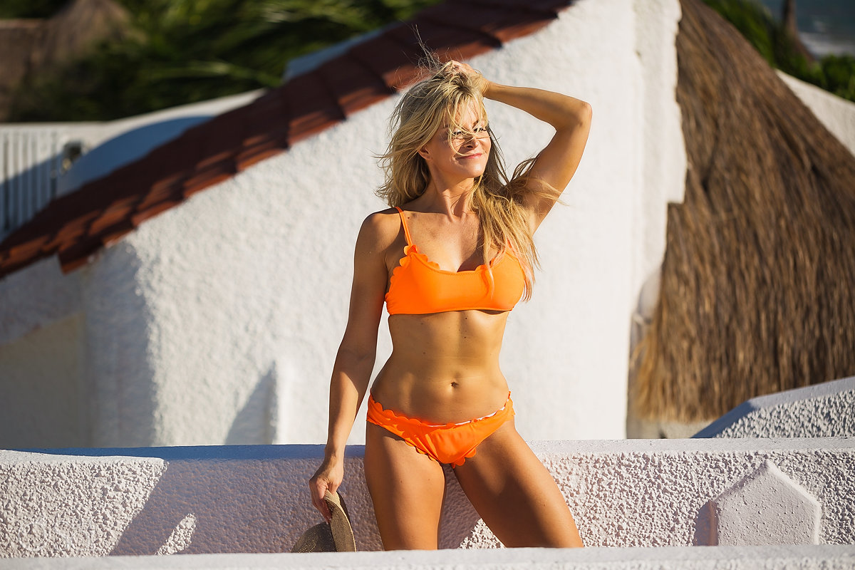 Playa del Carmen Lifestyle Photography Allison Dunbar Fashion shoot