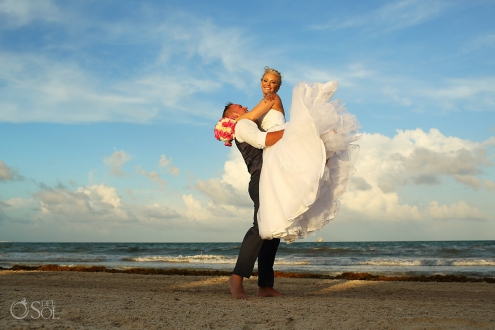 God had it all planned destination wedding Secrets Maroma Beach Riviera Cancun Playa del Carmen