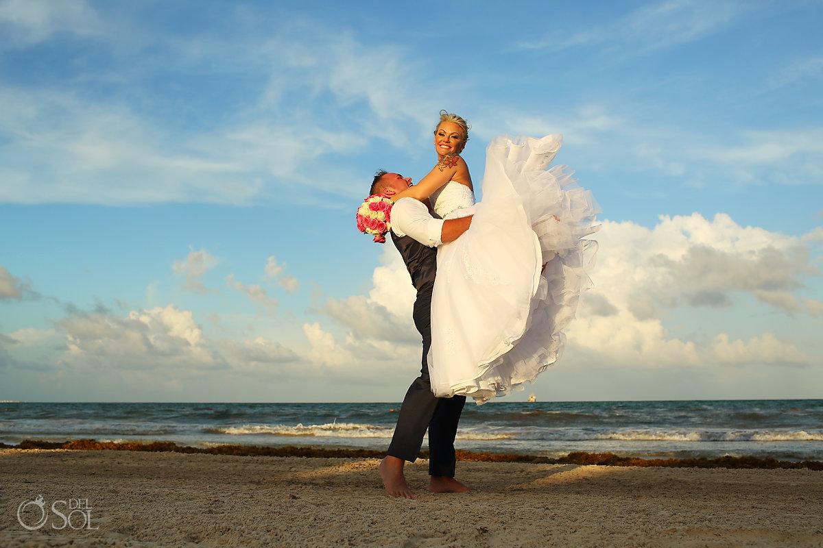 Had It All Planned Destination Wedding Secrets Maroma Beach Riviera Cancun Playa Del Carmen