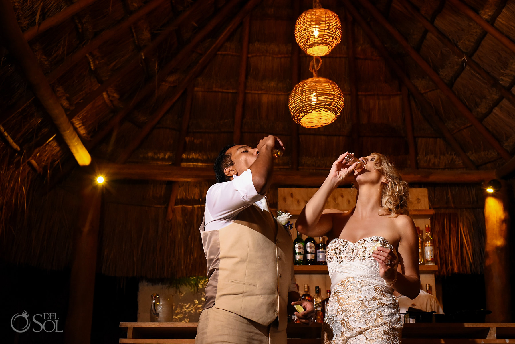 Dreams Tulum Secret Garden Wedding reception speeches