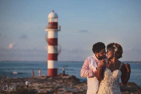 Hyatt Ziva destinantion wedding photography