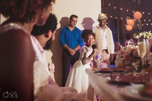destination wedding reception speeches