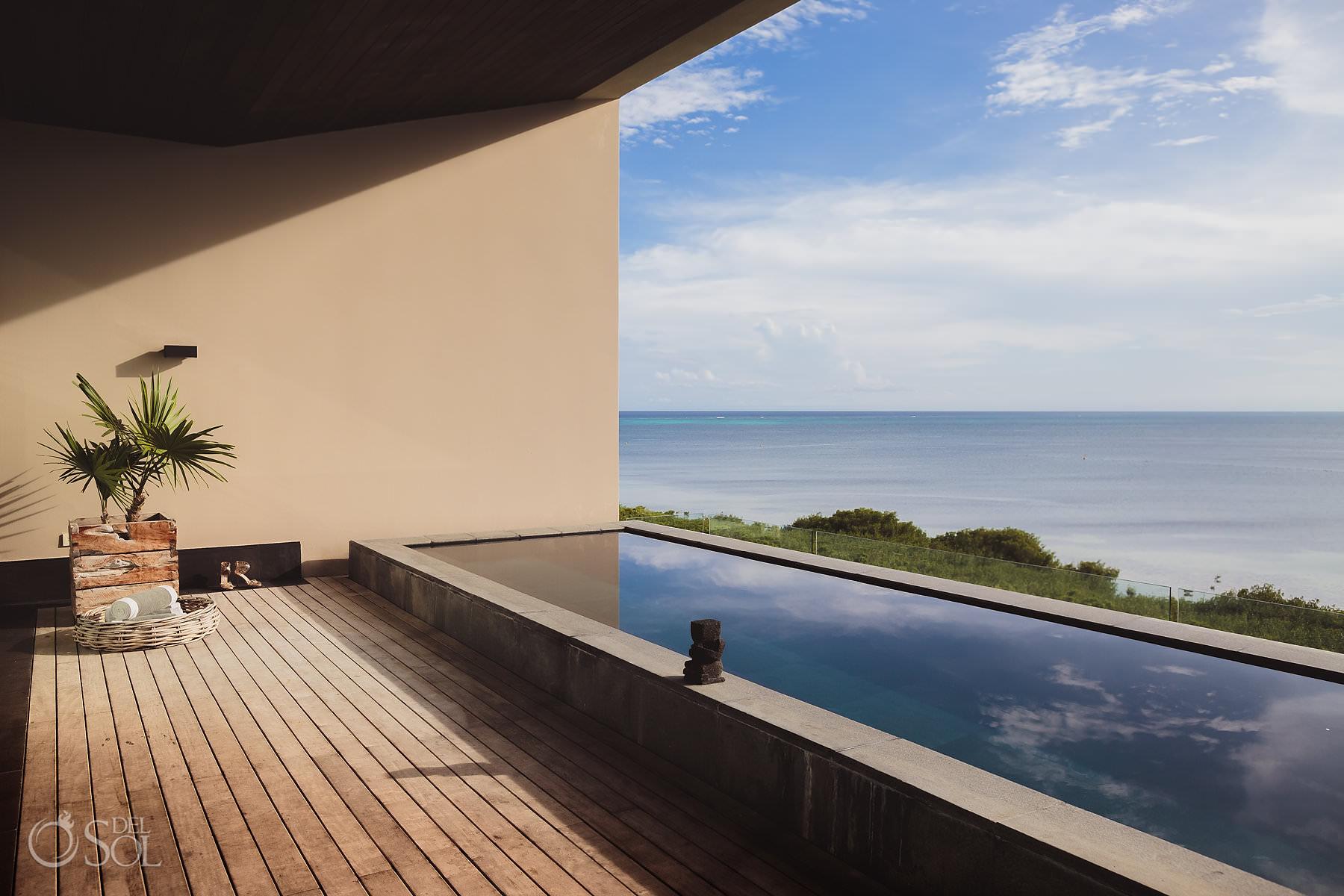 Nizuc Resort Plunge Pool