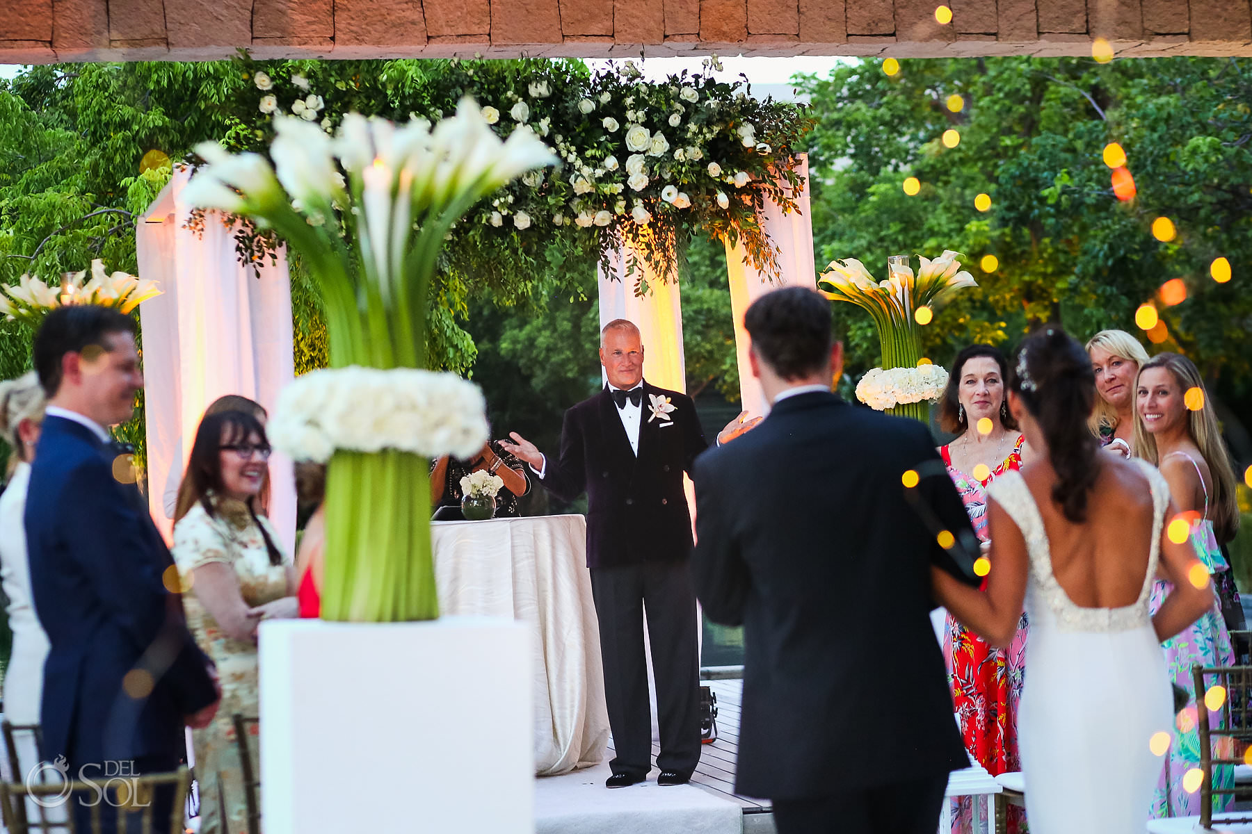 Nizuc Cancun weddings