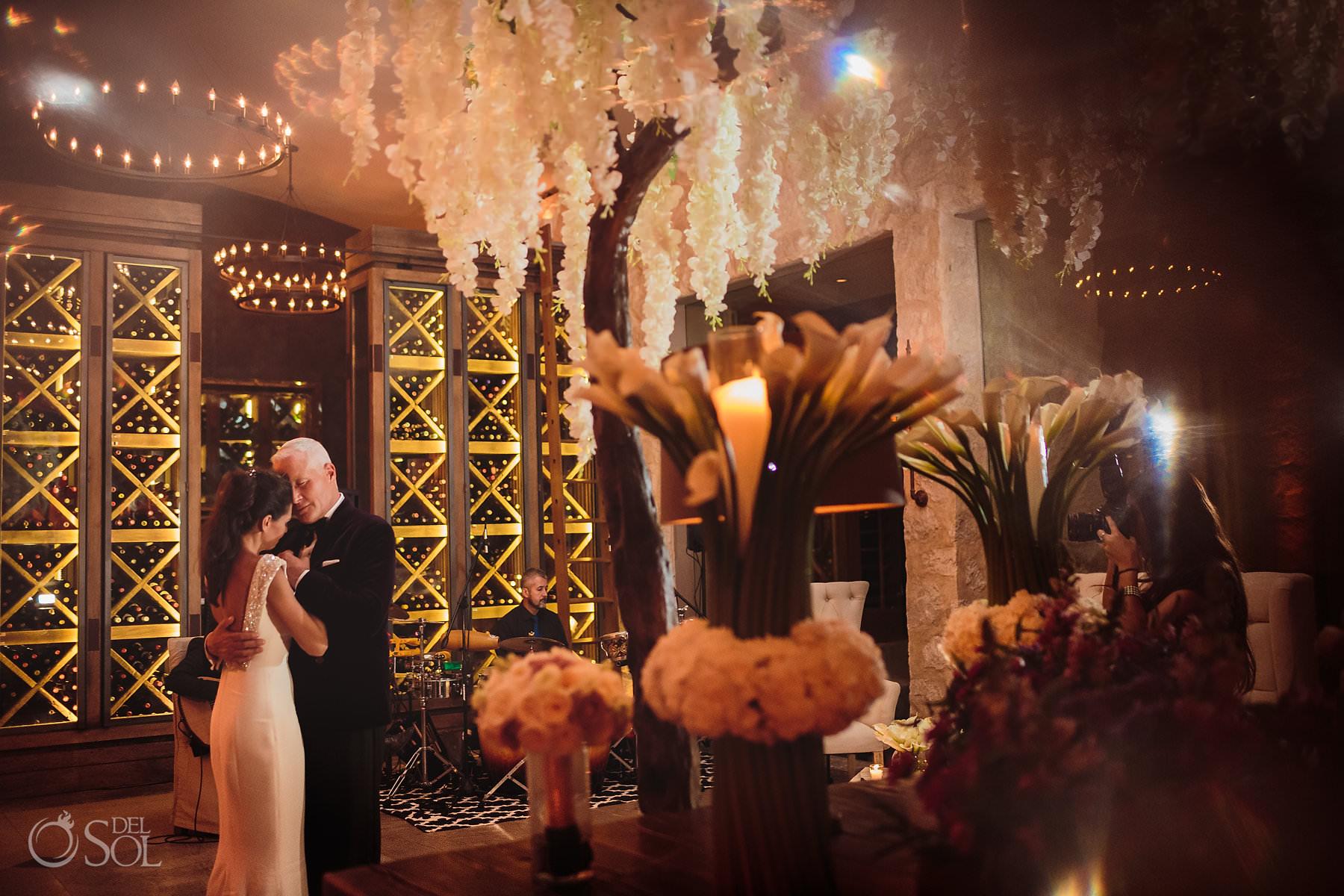 Nizuc Cancun Wedding receptions