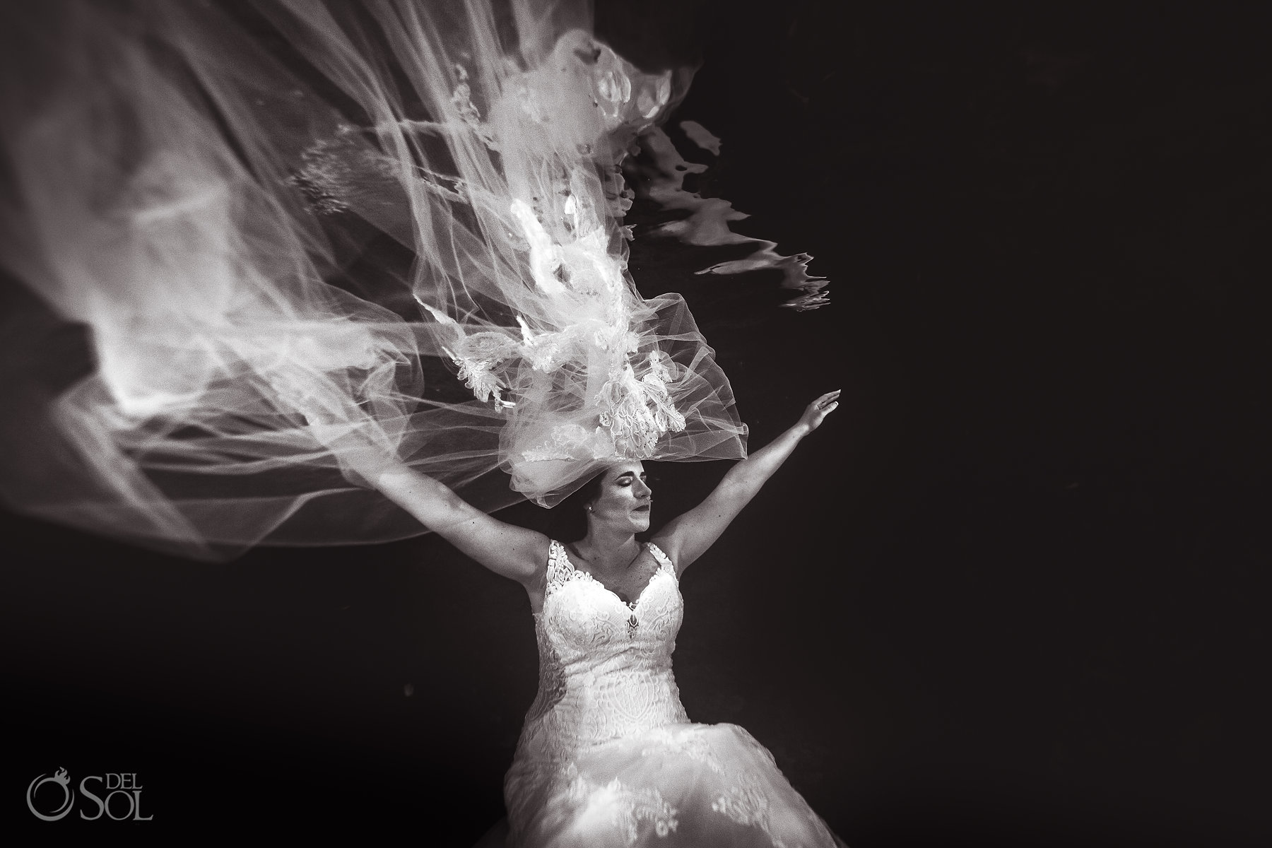 Tulum Cenote Experience underwater art photography