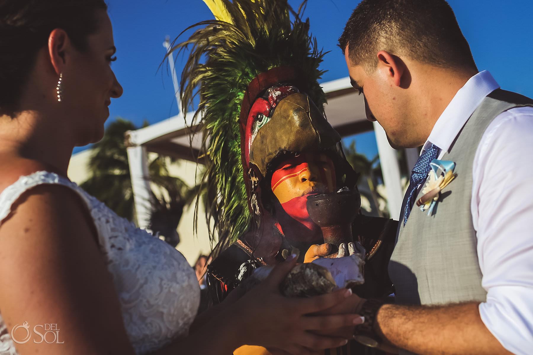 Dreams Tulum Mayan Wedding