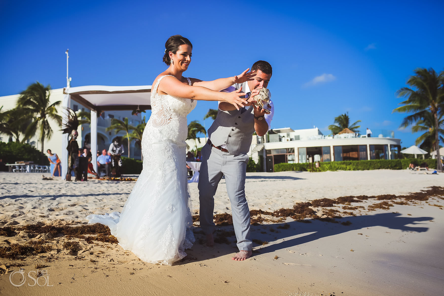 Dreams Tulum Mayan Wedding