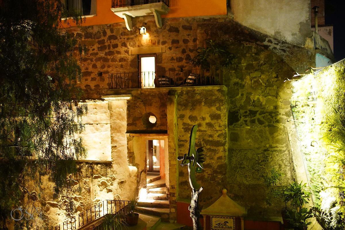 Art Casa del Rector Guanajuato Photo by Del Sol Photography