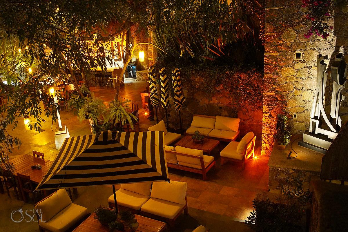 courtyard Casa del Rector Guanajuato Photo by Del Sol Photography