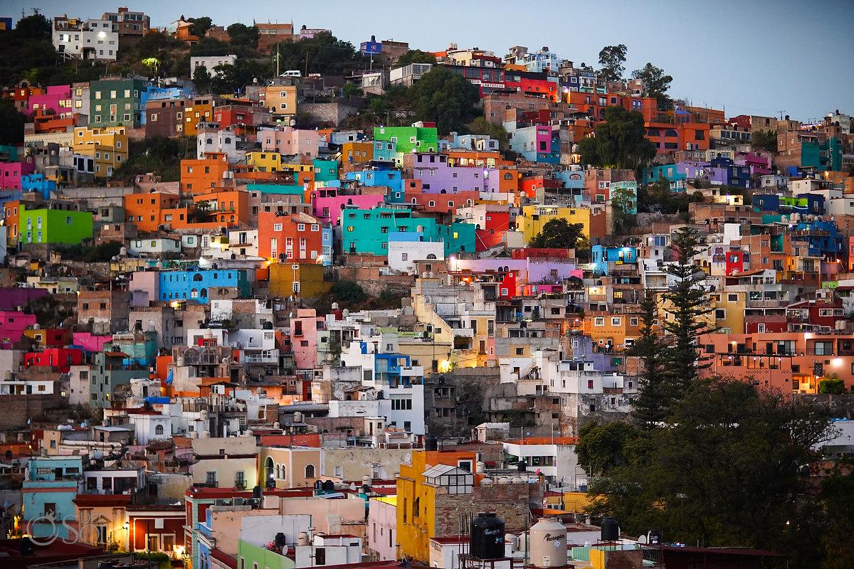 Casa del Rector Guanajuato city landscape Photo by Del Sol Photography