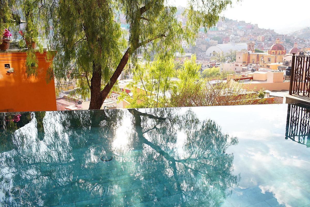 Casa del Rector Guanajuato Photo by Del Sol Photography pool