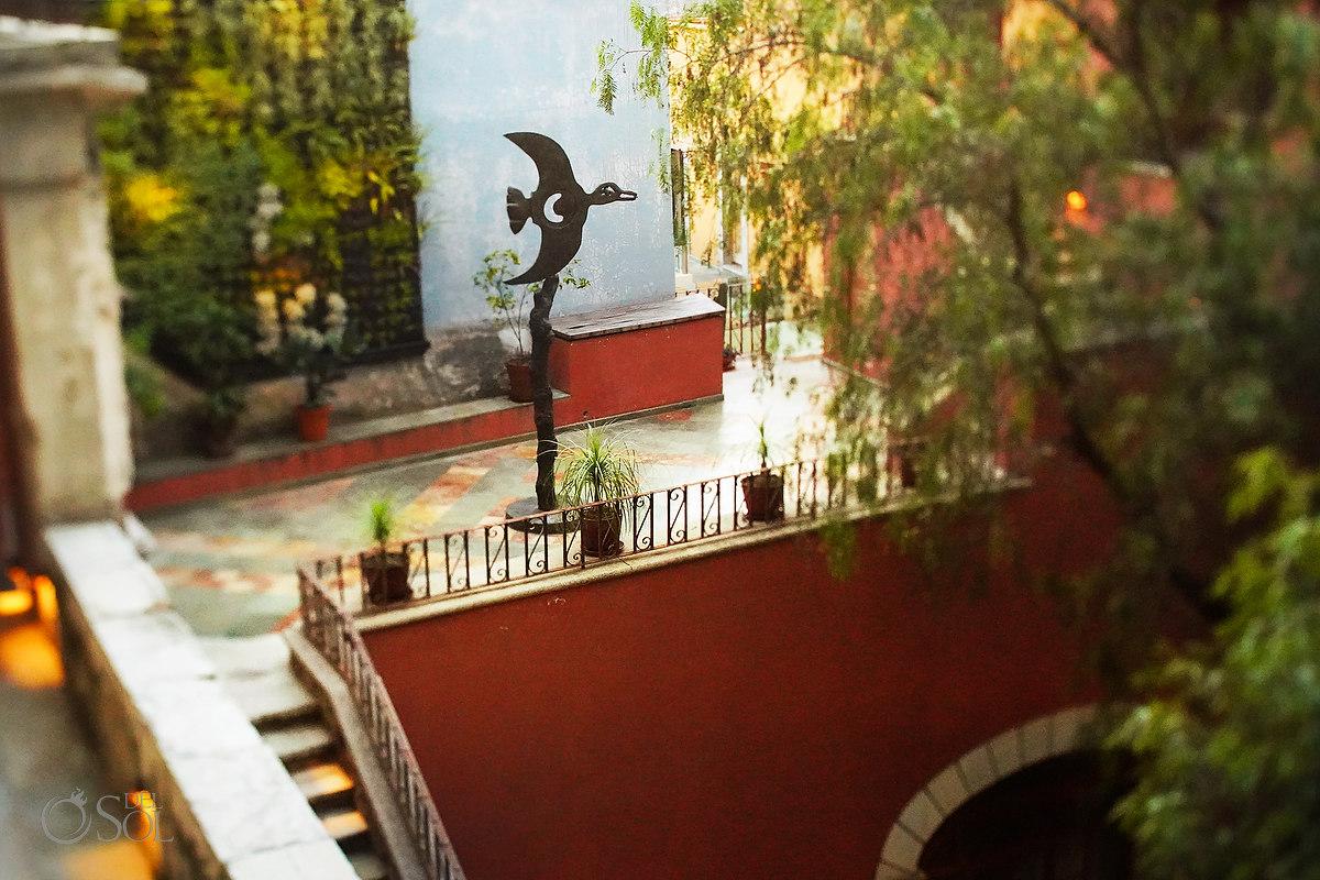Artwork Casa del Rector Guanajuato Photo by Del Sol Photography