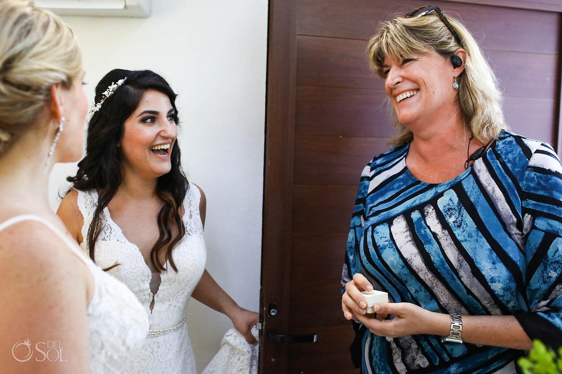 Isla Mujeres lesbian wedding coordinator Tiffany Lanier