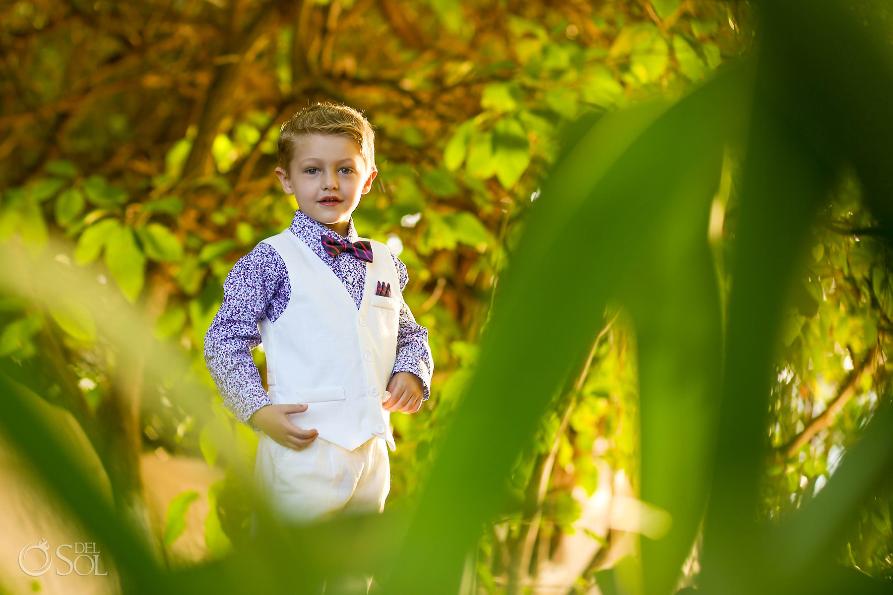 Kids portraits outfits for weddings