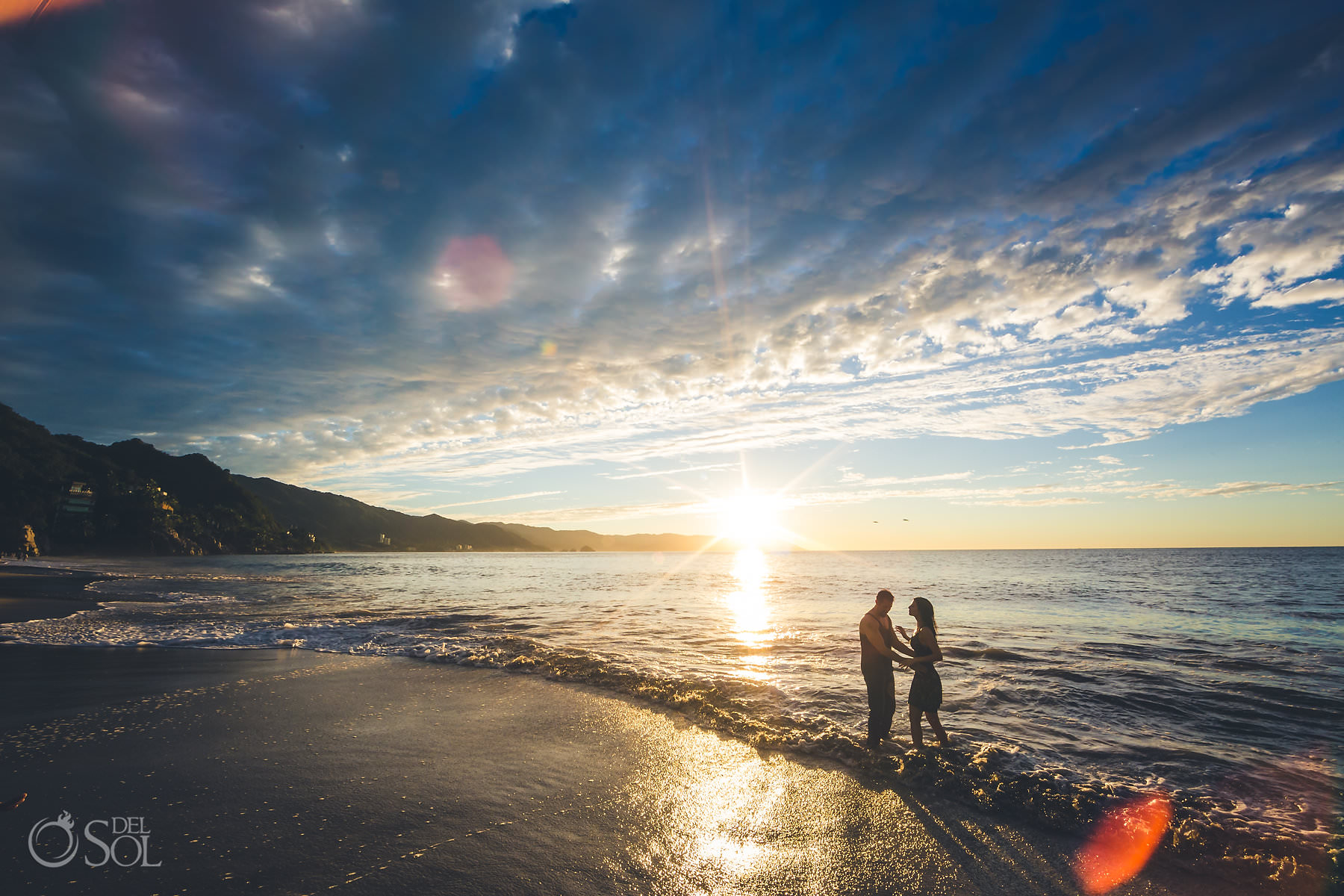 Puerto Vallarta Wedding Photographer beach portrait session