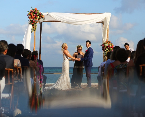 Andaz Mayakoba Wedding
