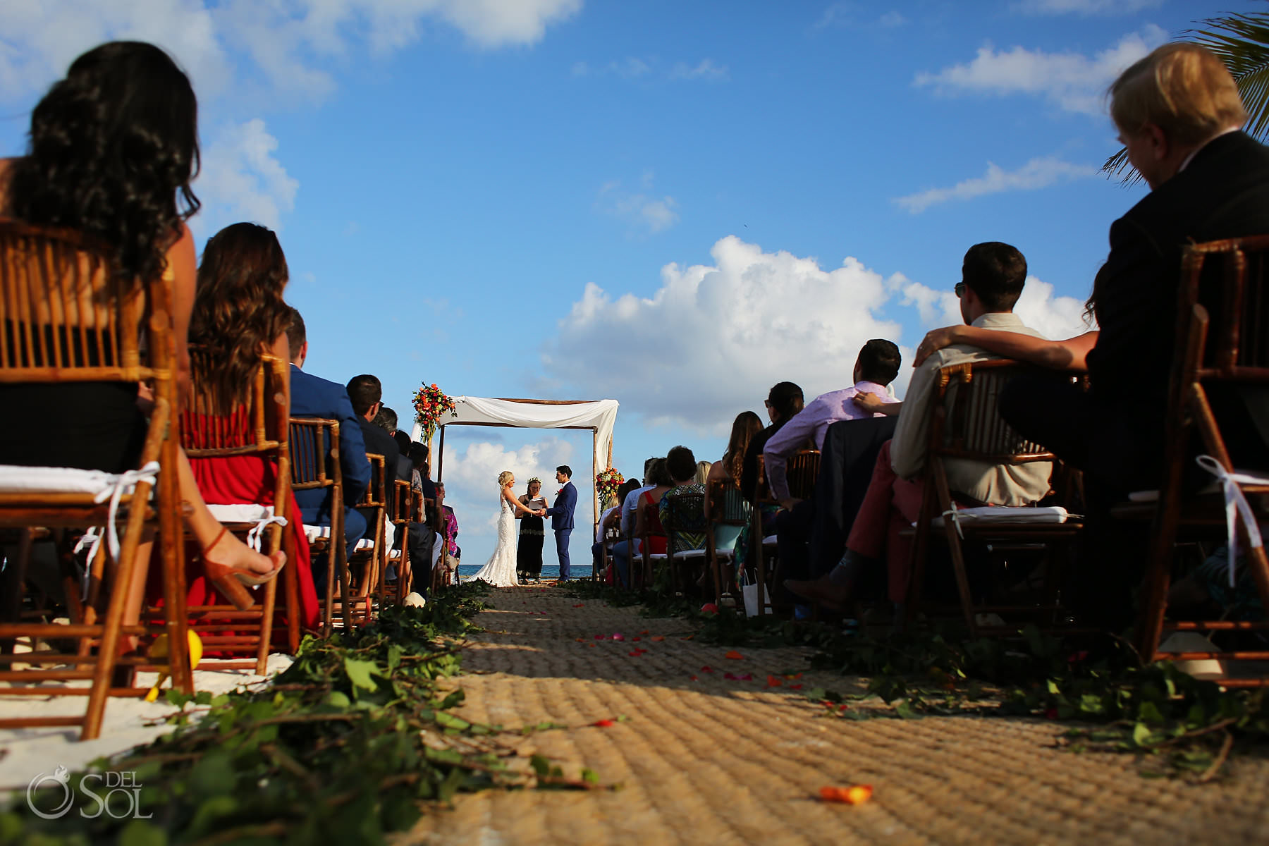 Andaz Mayakoba Wedding Ceremony