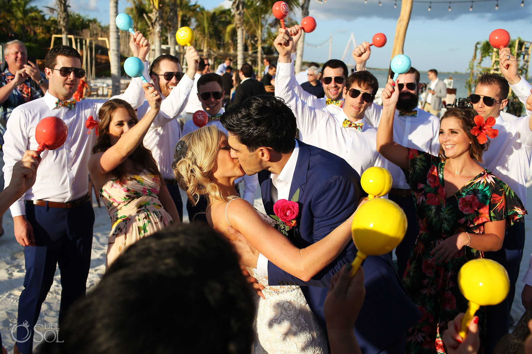 maracas Andaz Mayakoba Wedding
