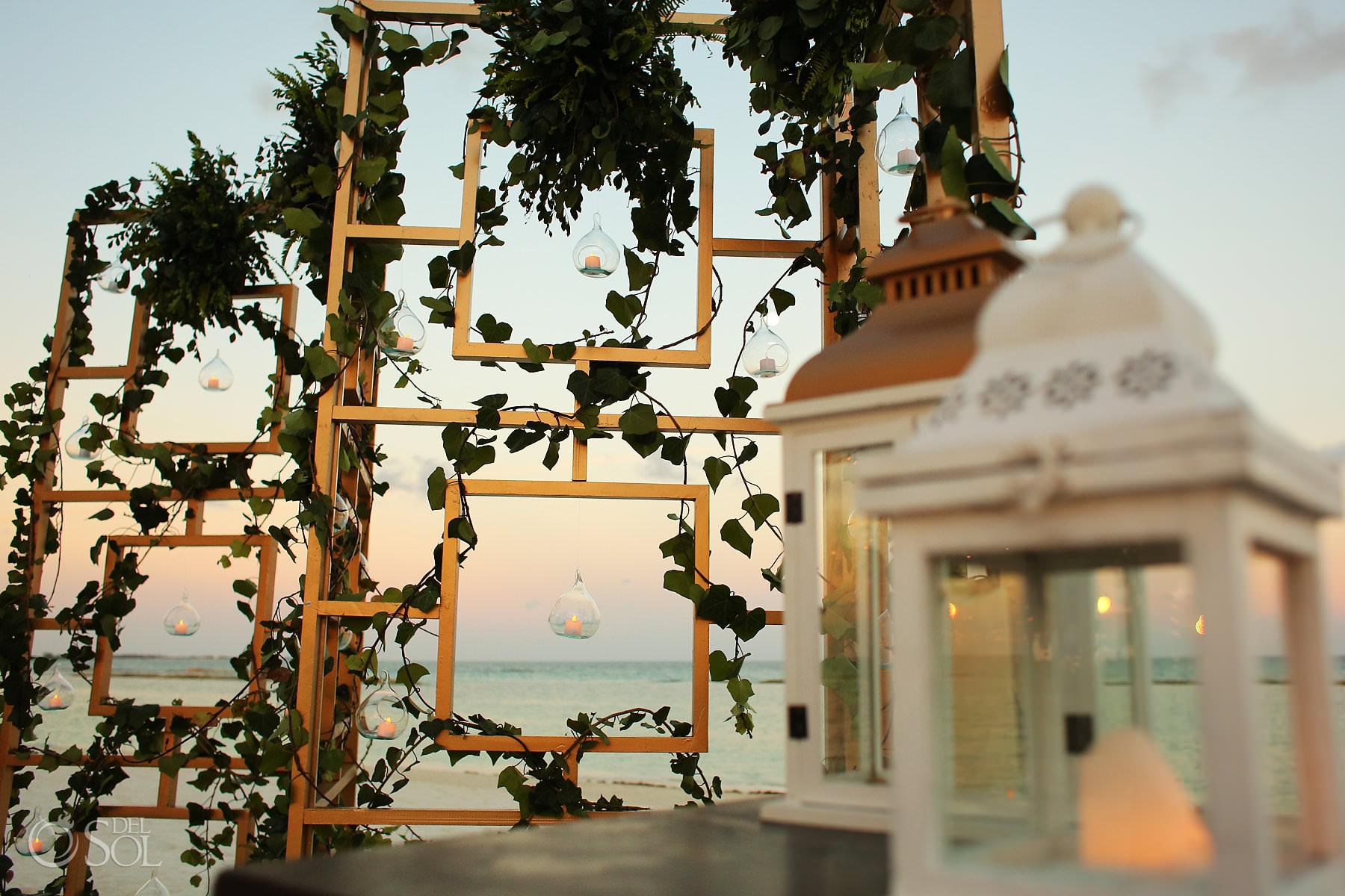 Andaz Mayakoba Wedding Reception Details
