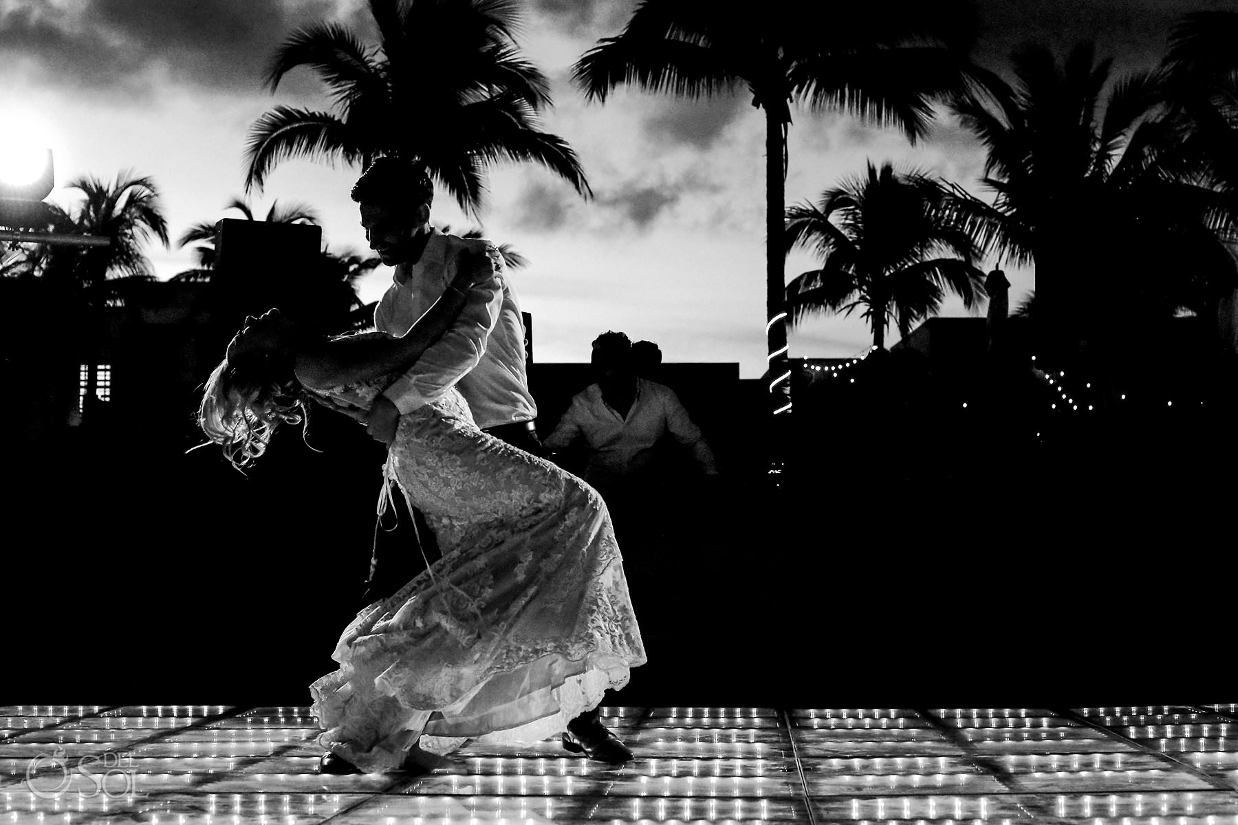 Andaz Mayakoba Wedding First dance