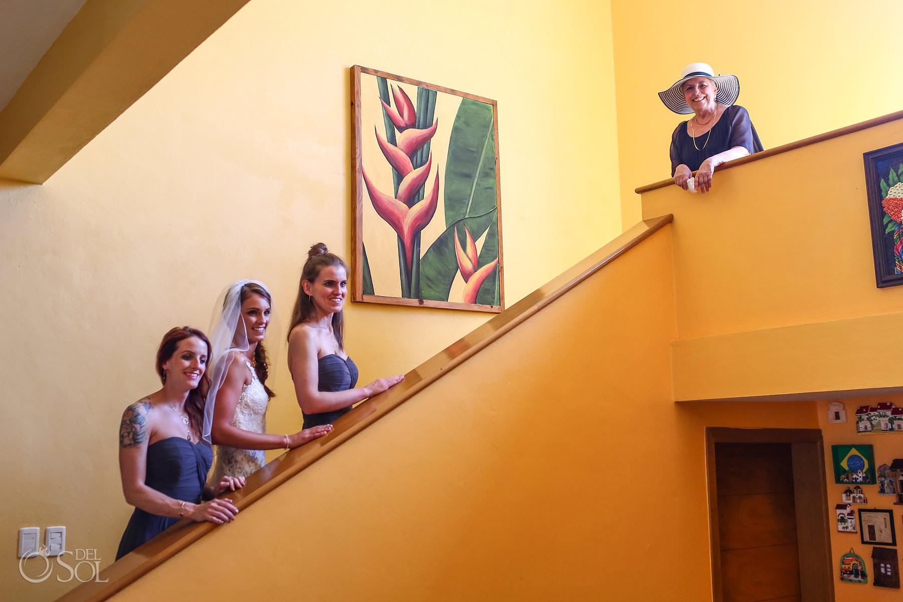 Villa de Valhalla bridesmaids