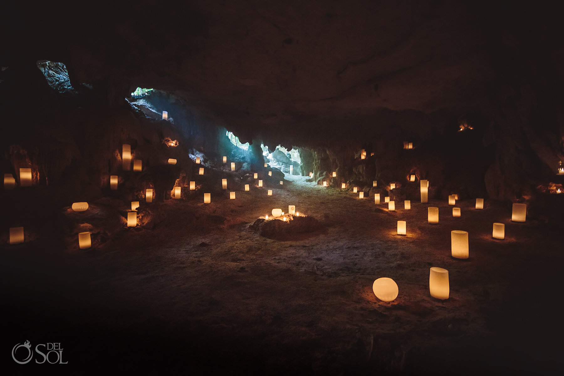 Cave Wedding Photography candle boutique weddings