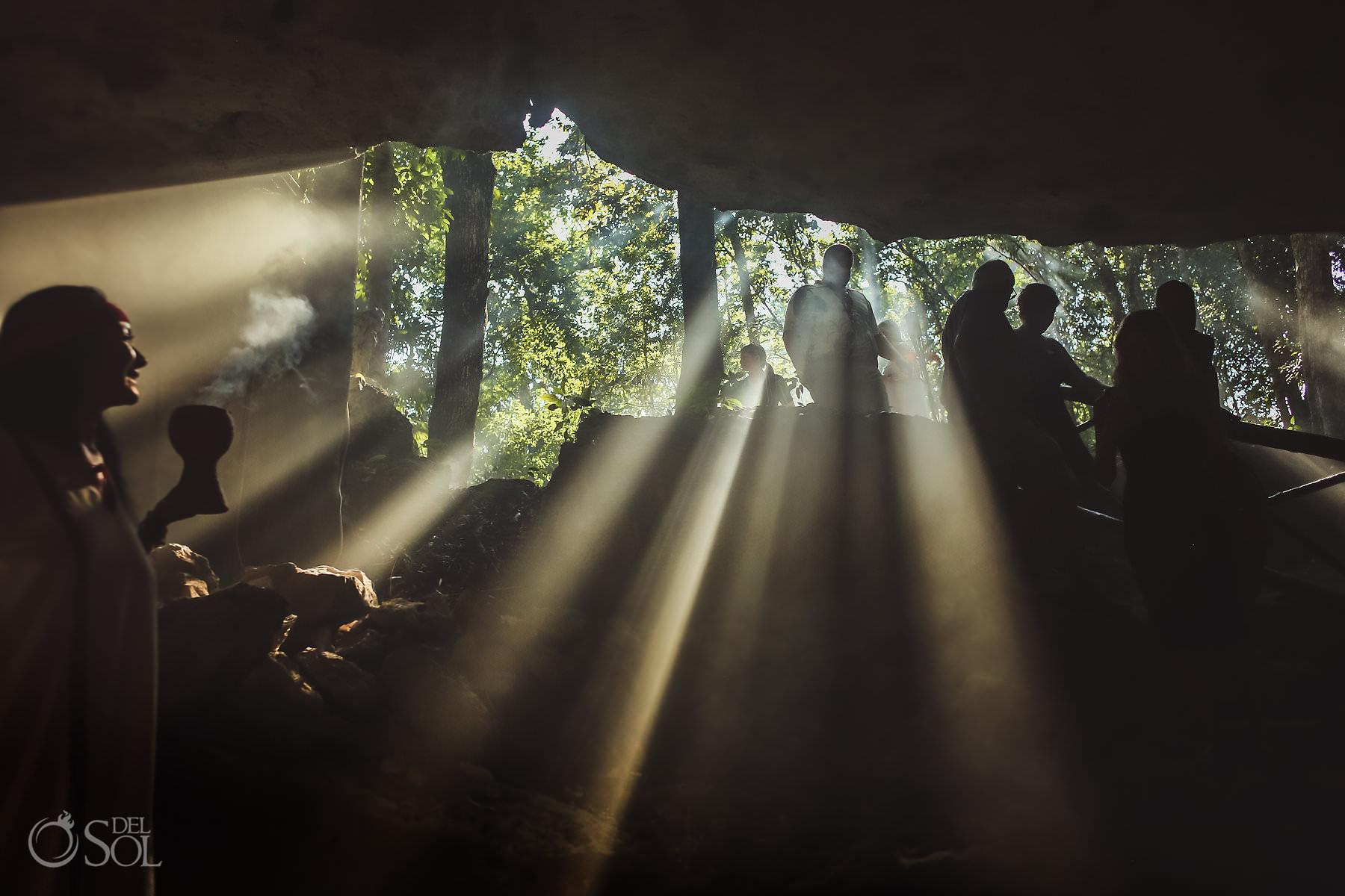 Cave Wedding Photography underground weddings