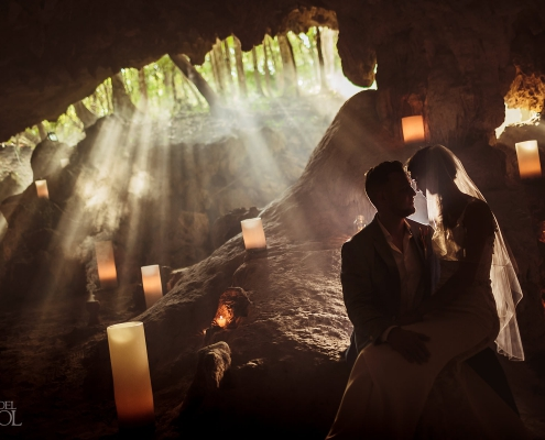 Cave Weddings