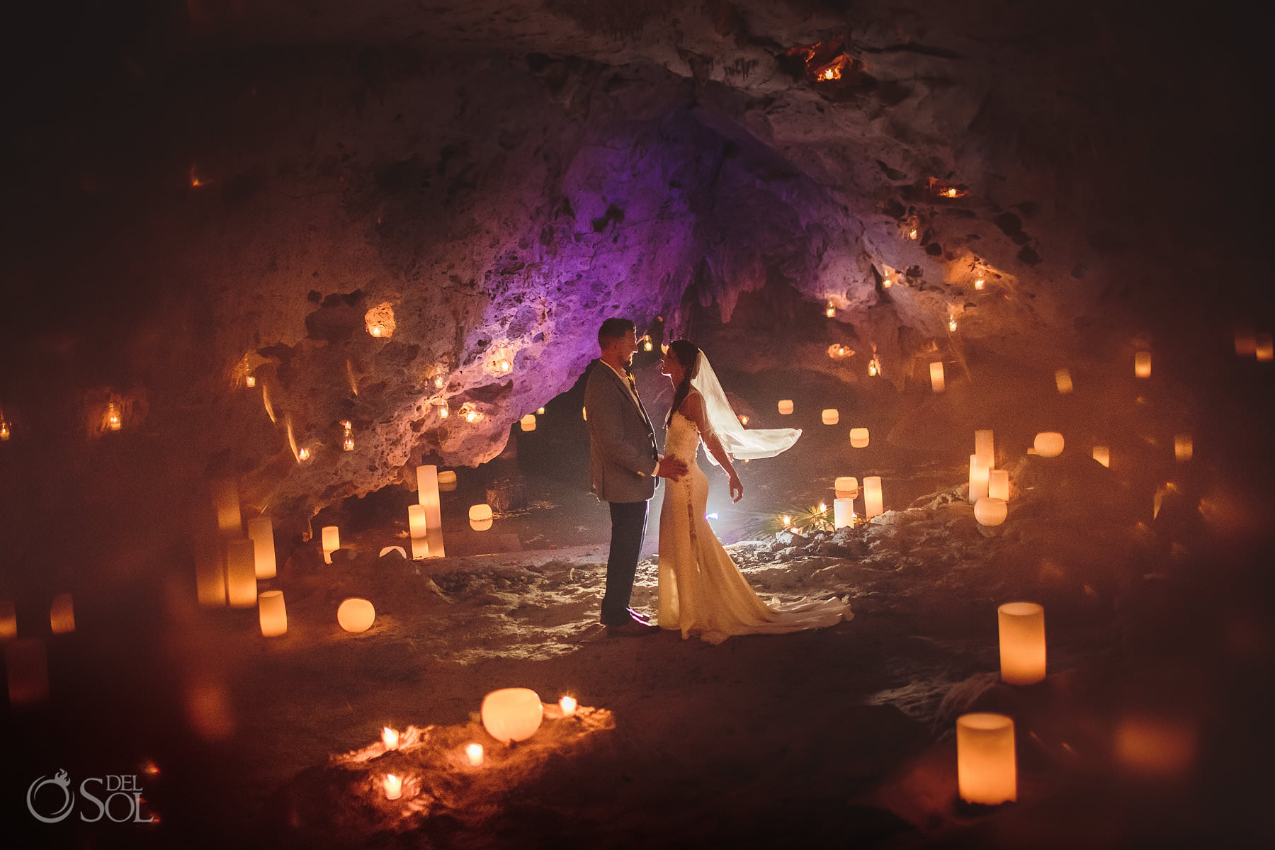 Cave Weddings in Mexico Candle Boutique