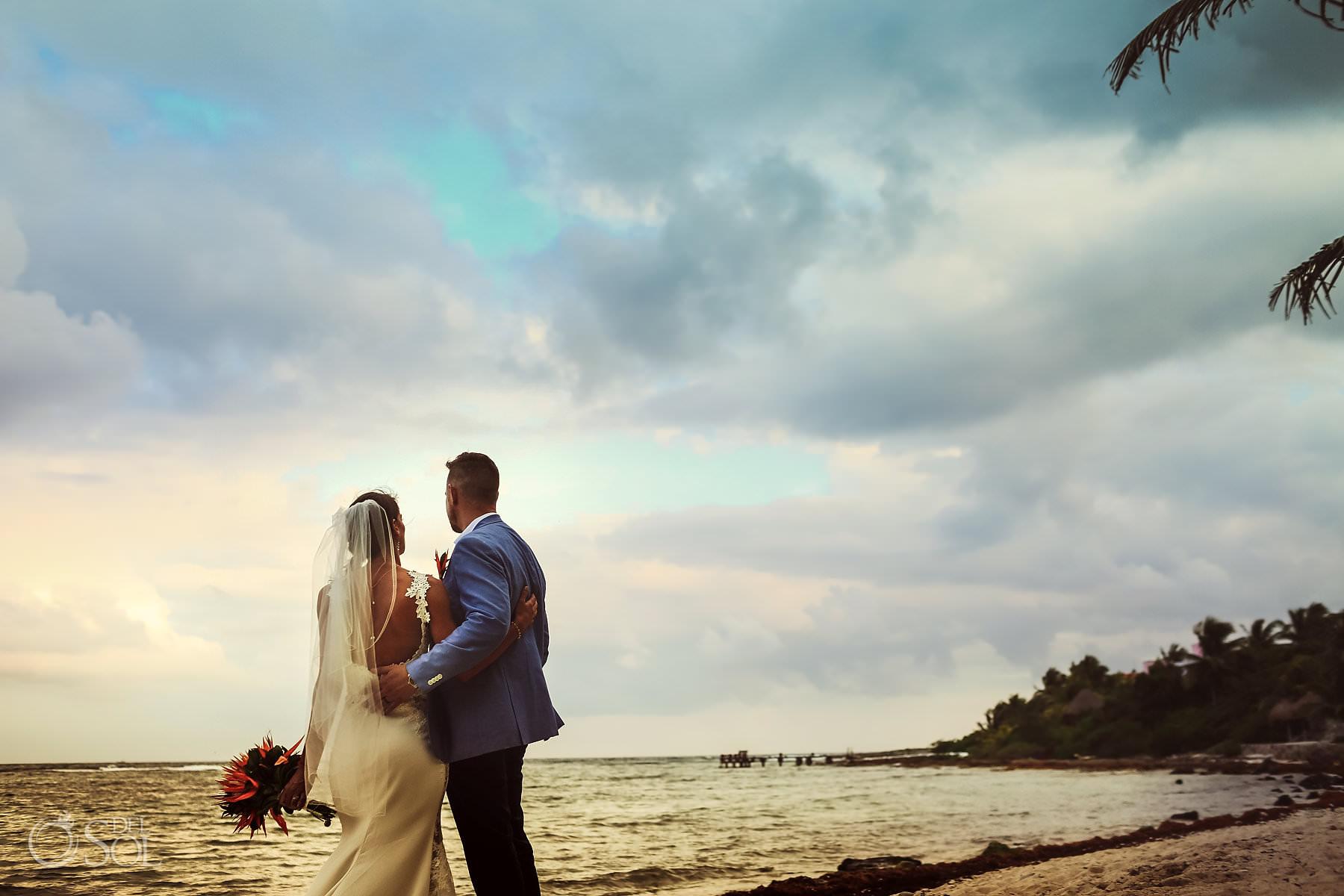 Akumal La buena Vida Wedding Picture