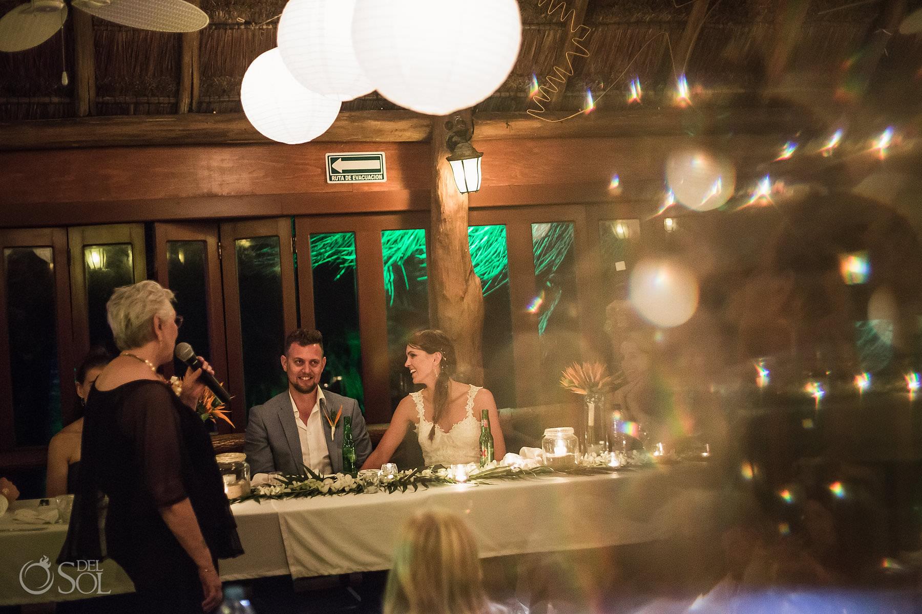 La Buena Vida Akumal Wedding Reception