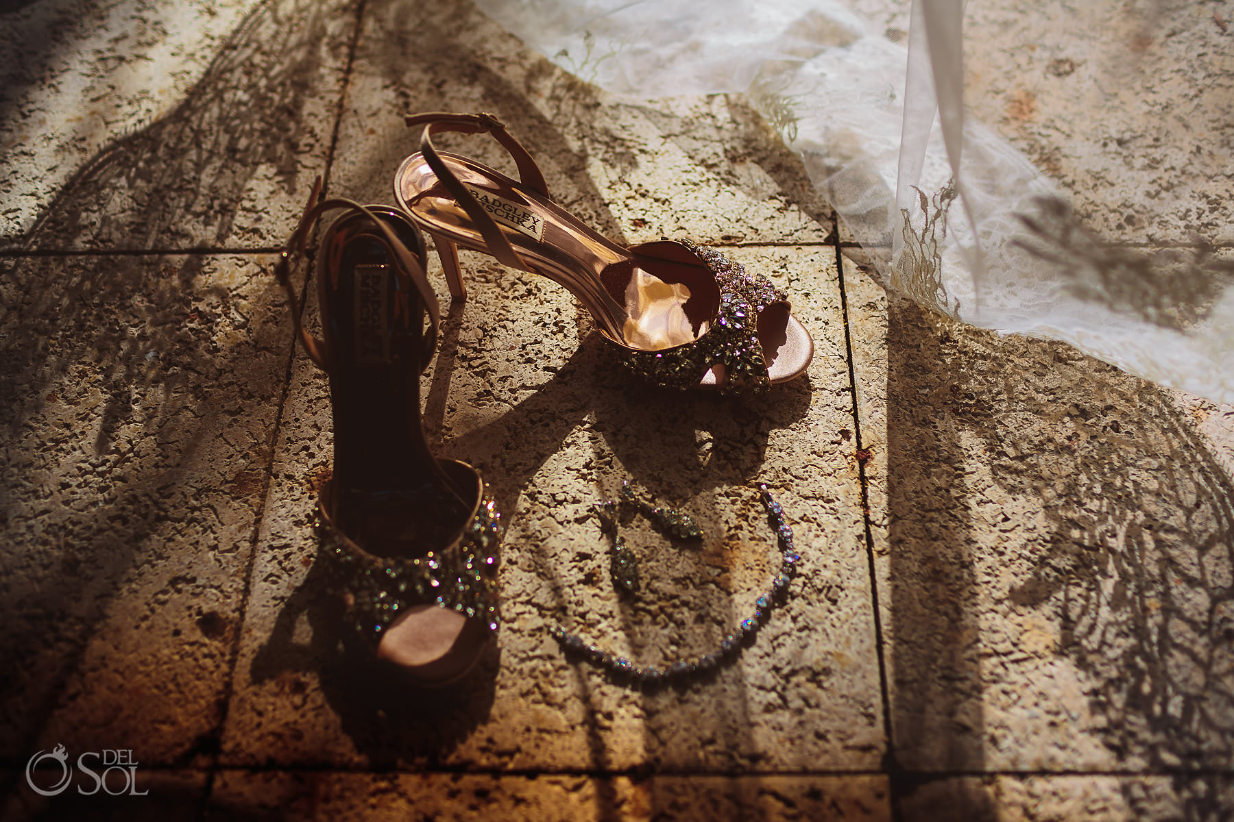 badgley mischka shoes dreams tulum jewish wedding
