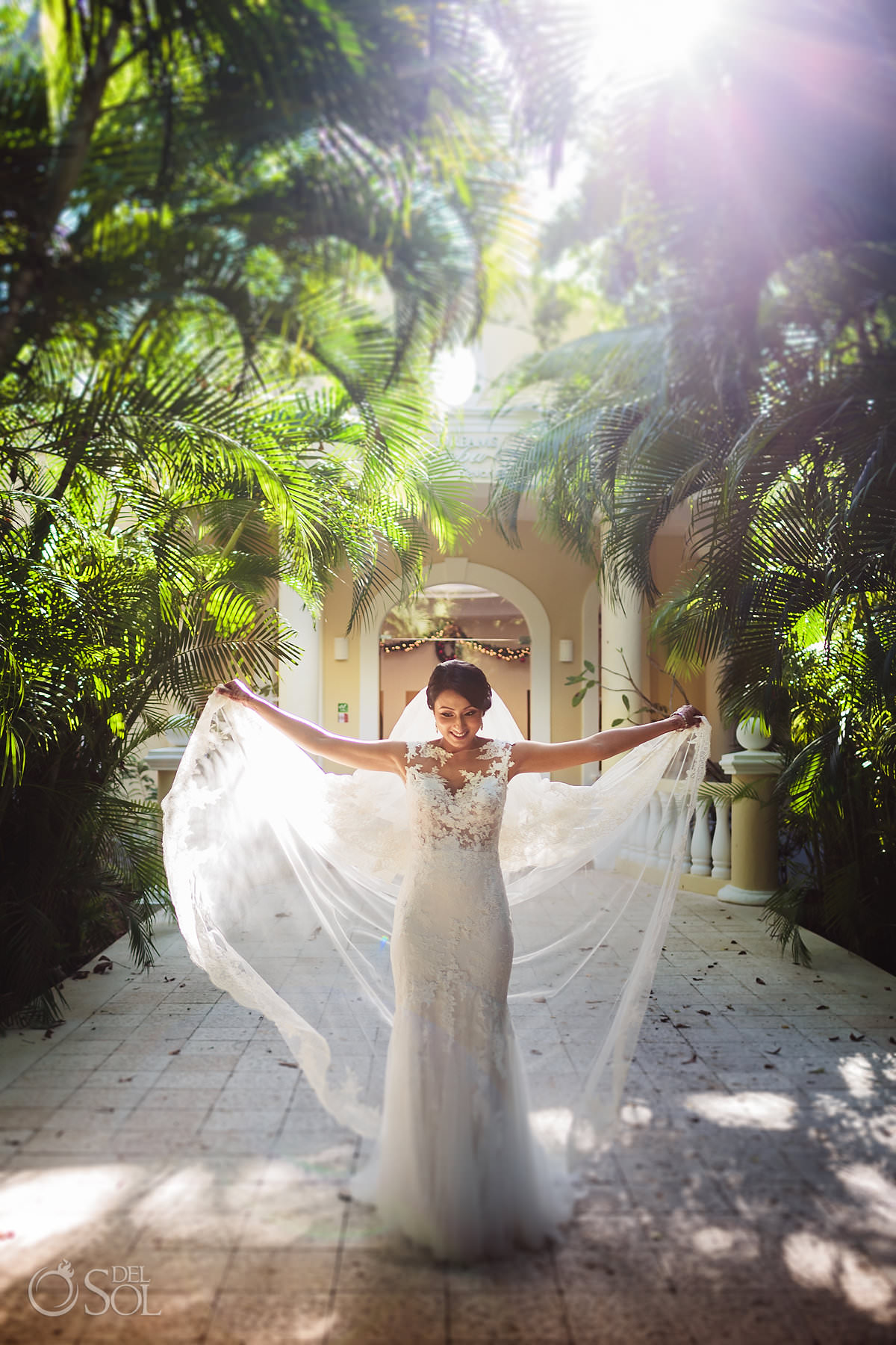 Dreams Tulum Spa Jewish bride
