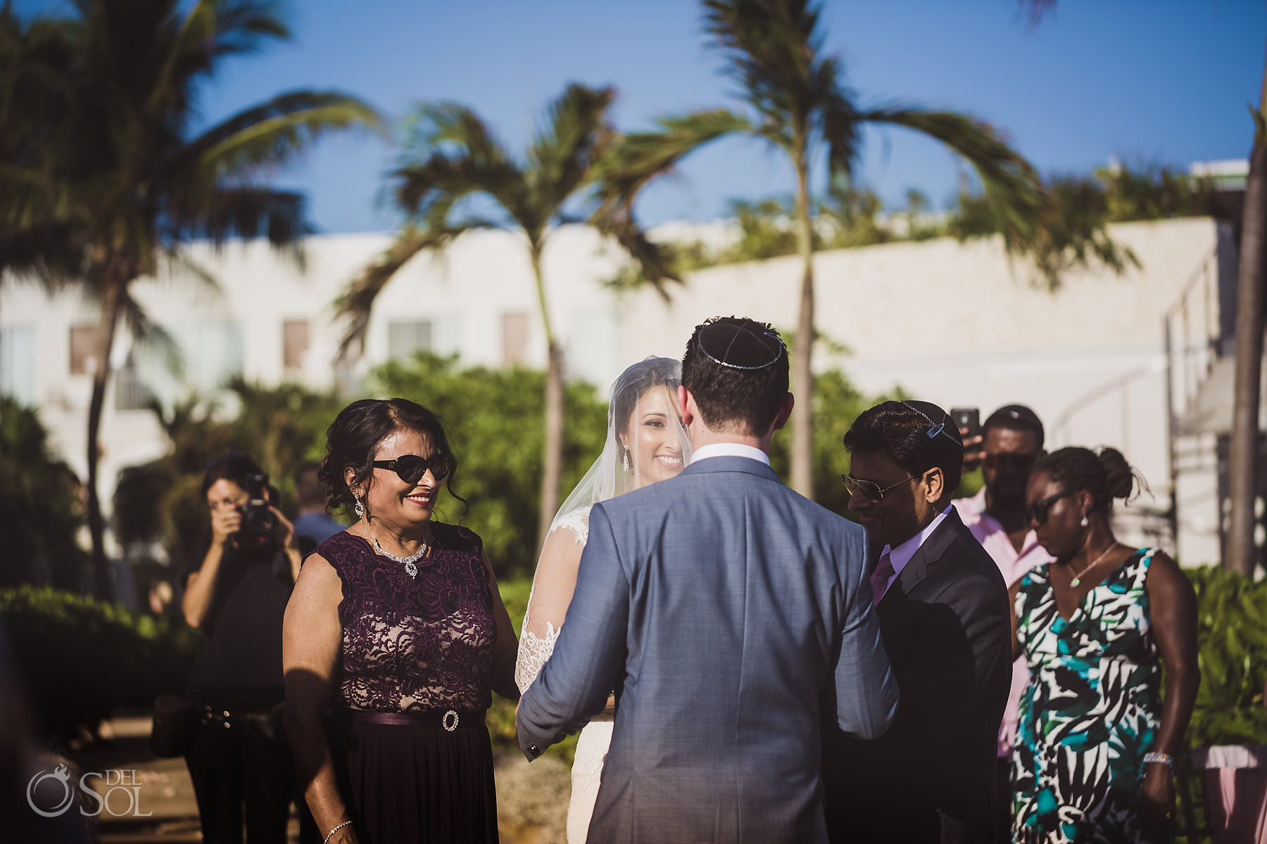 Dreams Tulum Jewish Wedding ceremony traditions
