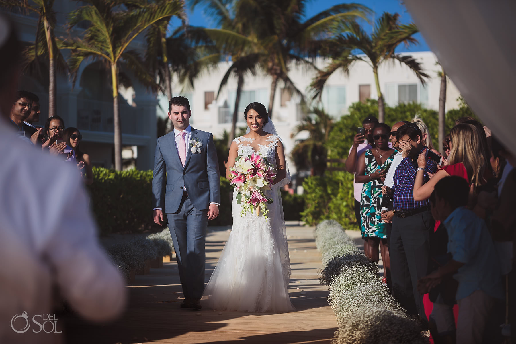 Dreams Tulum Jewish Wedding photographers