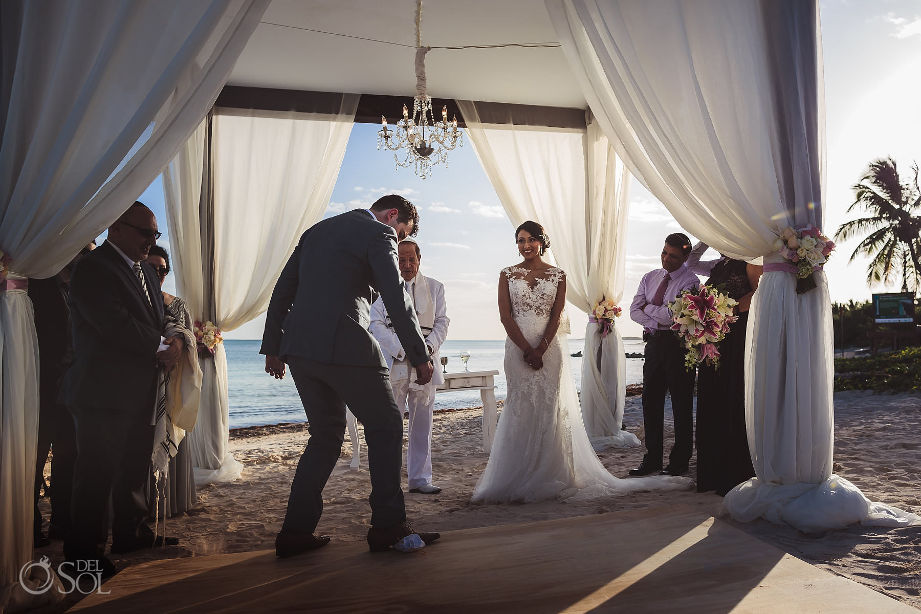 Mazel Tov Dreams Tulum Jewish Wedding Ceremony
