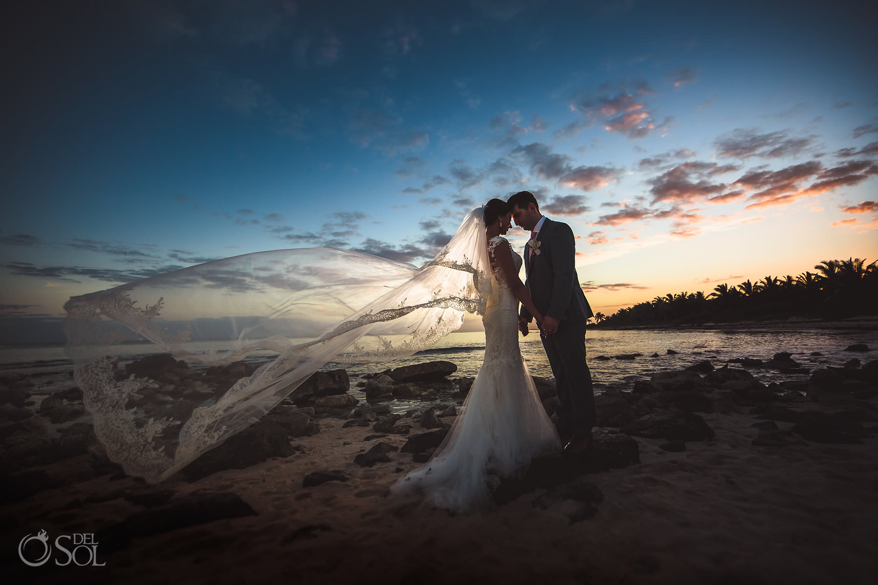 Dreams Tulum Jewish Wedding photography