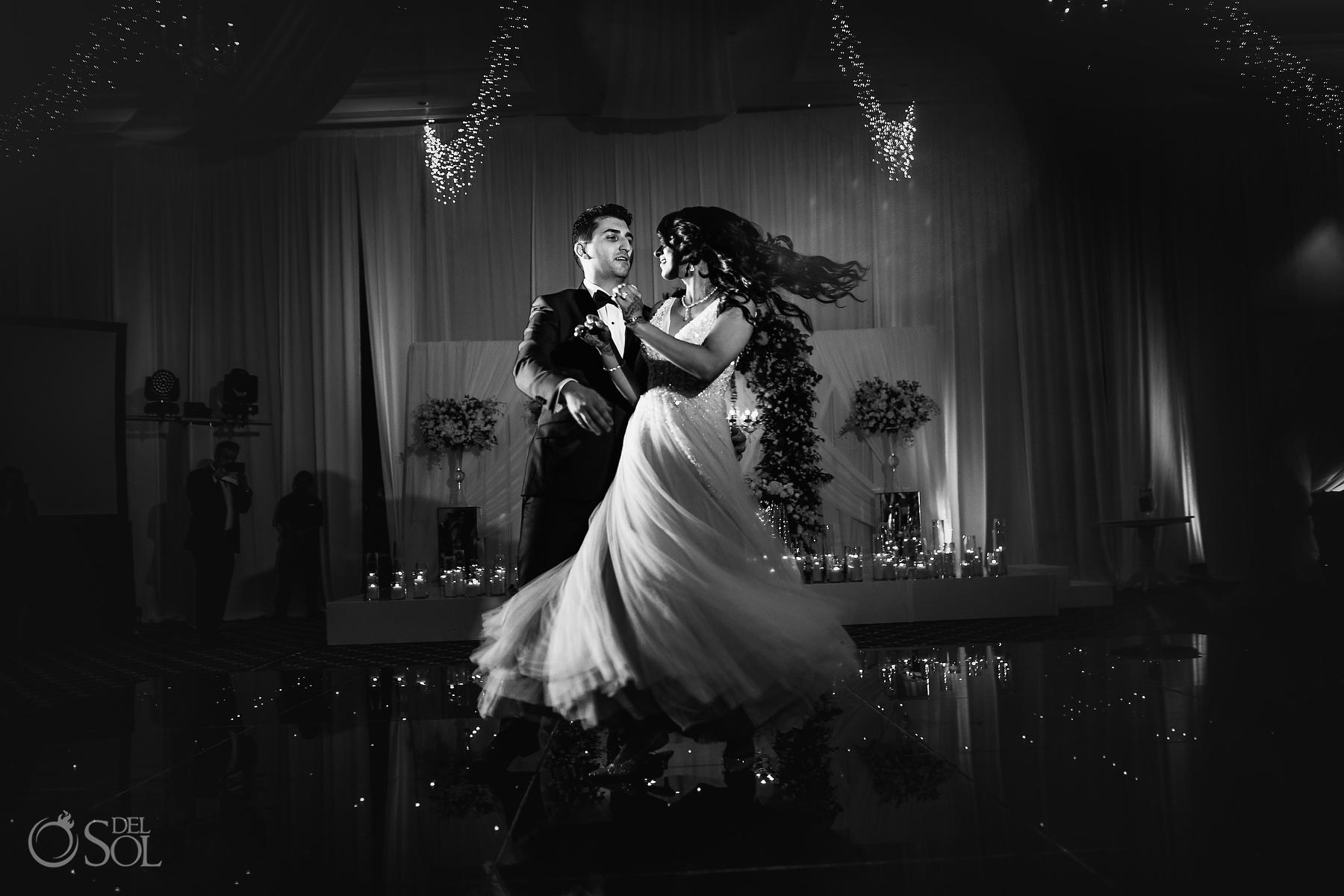 First Dance Dreams Tulum Ballroom